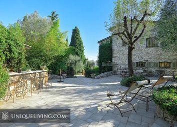 Thumbnail 8 bed villa for sale in Tourrettes Sur Loup, French Riviera, France