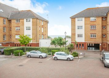 Thumbnail 2 bed flat to rent in Caroline Way, Sovereign Harbour North, Eastbourne