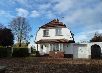 Thumbnail 3 bed detached house to rent in Halton Fenside, Halton Holegate, Spilsby