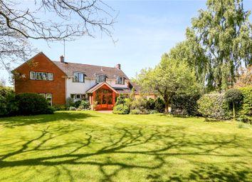 Thumbnail 5 bed detached house for sale in Mixon Close, Etchilhampton, Devizes, Wiltshire