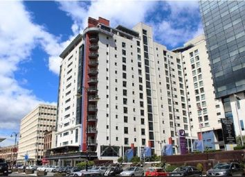 Thumbnail 2 bed flat for sale in Landmark Place, Churchill Way, Cardiff, South Glamorgan.