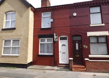 Thumbnail 2 bed terraced house for sale in Goodison Road, Anfield, Liverpool, Merseyside