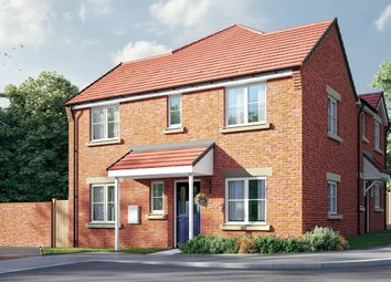 Thumbnail 3 bed detached house for sale in Saints Quarter, Steelhouse Lane, Wolverhampton, West Midlands