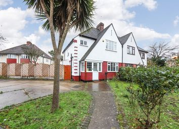 Thumbnail 3 bed semi-detached house to rent in Canberra Road, London