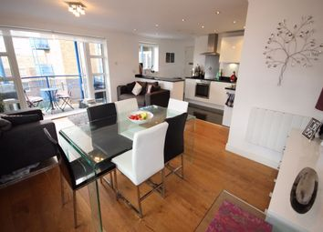 Thumbnail 2 bed flat to rent in Scotia Building, 5 Jardine Road, London