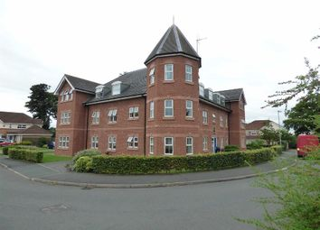 Thumbnail 2 bed flat for sale in Berkeley Towers, Blackthorn Close, Crewe