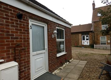Thumbnail 1 bed flat to rent in Westgate, Hunstanton