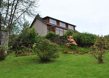Thumbnail 3 bedroom detached house for sale in Upper Chalet Brae, Tighnabruaich, Argyll And Bute