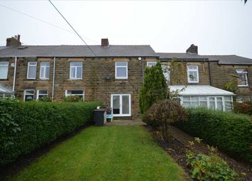 Thumbnail 3 bed terraced house for sale in Chirnside Terrace, Greencroft, Stanley
