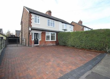 Thumbnail 3 bed semi-detached house to rent in Fletcher Avenue, Clifton, Manchester