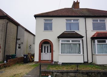 Thumbnail 3 bed semi-detached house to rent in Pembroke Road, Bristol