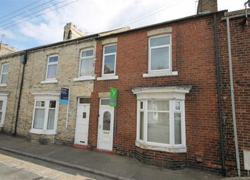 Thumbnail 3 bedroom terraced house for sale in Grey Street, Crook, County Durham