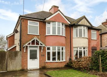 Thumbnail 3 bed semi-detached house for sale in Shotley Road, Ipswich, Suffolk