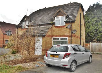 Thumbnail 2 bed semi-detached house to rent in Mowbray Gardens, Allenton, Derby