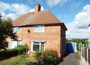 Thumbnail 2 bed semi-detached house for sale in Hereford Road, Nottingham