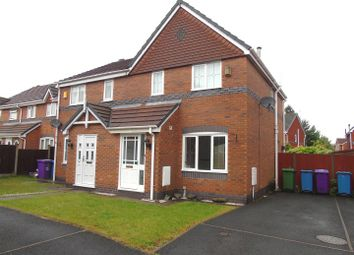 Thumbnail 3 bed semi-detached house for sale in Steeplechase Close, Aintree, Liverpool