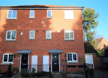 Thumbnail 4 bed town house to rent in Alfred Close, Fleet