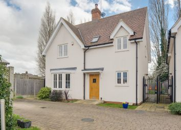 Scholars Close, Bishop's Stortford, Hertfordshire CM23. 4 bed detached house
