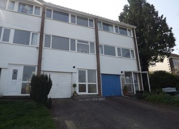 Thumbnail 3 bed terraced house for sale in Cornacre Close, Shiphay, Toquay