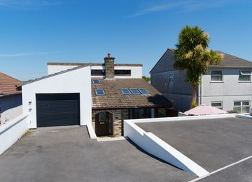 Thumbnail 4 bed detached house for sale in Rocky Park Road, Plymstock, Plymouth