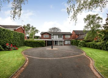 Thumbnail 4 bed detached house for sale in Norton Road, Stourbridge, West Midlands