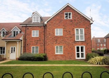 Thumbnail 3 bed flat for sale in Ribble Gardens, Fareham