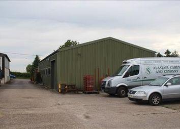 Thumbnail Light industrial to let in Unit 1, Freemantle Park Farm, Cottington Hill, Hannington, Tadley, Hampshire