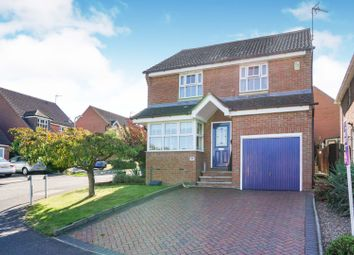 Thumbnail 3 bed detached house for sale in Sunningdale, Grantham