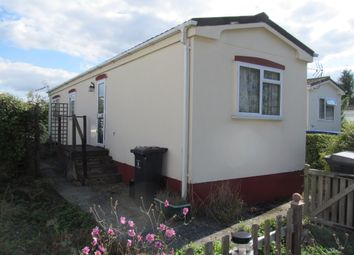 Thumbnail 2 bed mobile/park home for sale in Harewood Park (Ref 6009), Andover Down, Andover, Hampshire