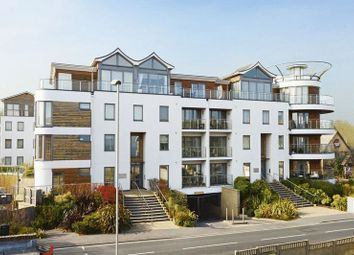 Thumbnail 2 bed flat for sale in Greenhill, Weymouth