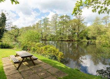 Thumbnail 3 bed flat for sale in Mallards Reach, Weybridge, Surrey