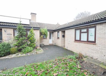 Thumbnail 1 bed semi-detached bungalow for sale in Gables Close Meldreth, Royston