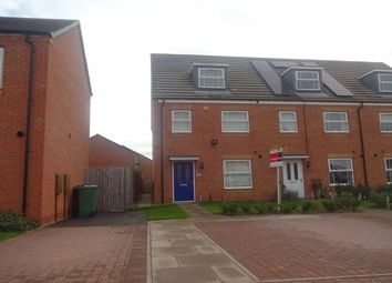 Thumbnail 3 bed property to rent in Yorkshire Grove, Walsall