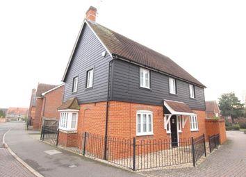 Thumbnail 4 bed detached house for sale in Clarendon Rise, Tilehurst, Reading