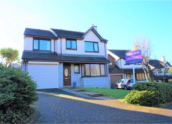 Thumbnail 4 bed detached house for sale in Nanscober Place, Helston