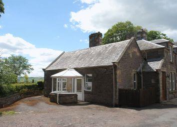 Thumbnail 3 bed end terrace house to rent in Cartland Road, Cartland, Lanark