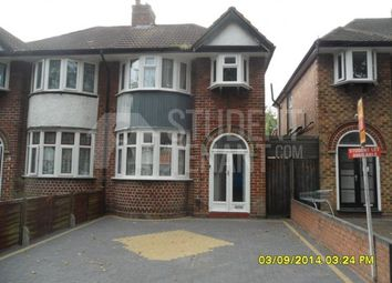 Thumbnail 3 bed semi-detached house to rent in Pendragon Road, Birmingham