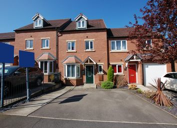 Thumbnail 4 bed town house for sale in Kirkpatrick Drive, Stourbridge