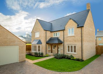 Thumbnail 4 bedroom detached house for sale in 42 The Balmoral Station Road, Lechlade