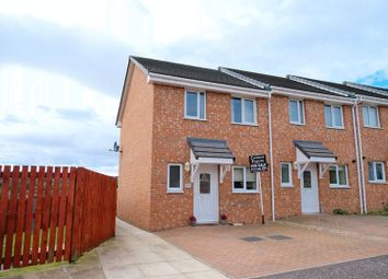 Thumbnail 2 bed end terrace house for sale in Strathcarron Drive, Paisley