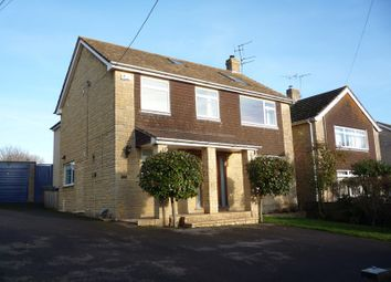 Thumbnail 5 bed detached house to rent in Haseley Road, Little Milton, Oxford