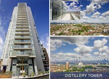Thumbnail 1 bed flat for sale in Distillery Tower, 1 Mill Lane, Deptford, London