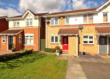 Thumbnail 2 bedroom end terrace house for sale in Heathcote Gardens, Church Langley, Harlow