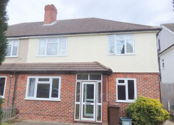 Thumbnail 2 bed flat to rent in Stoneleigh Park Road, Stoneleigh, Epsom