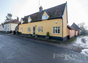 Thumbnail 5 bed cottage for sale in East Church Street, Kenninghall, Norwich