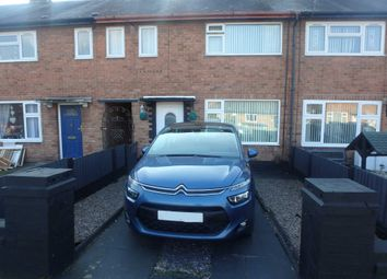 Thumbnail 3 bed terraced house for sale in Ambleside Crescent, Warrington