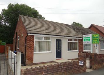 Thumbnail 2 bed semi-detached bungalow for sale in Douglas Street, Atherton, Manchester