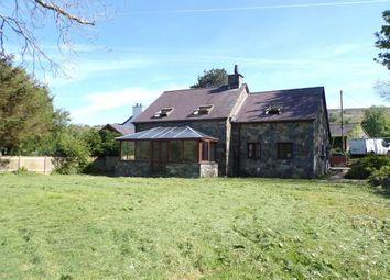 Thumbnail 4 bed detached house for sale in Tai Isaf, Waunfawr, Caernarfon, Gwynedd