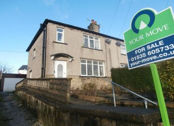 Thumbnail 3 bed terraced house for sale in Queens Road, Keighley