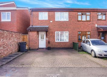 3 bed semi-detached house for sale in Lothair Road, Aylestone LE2